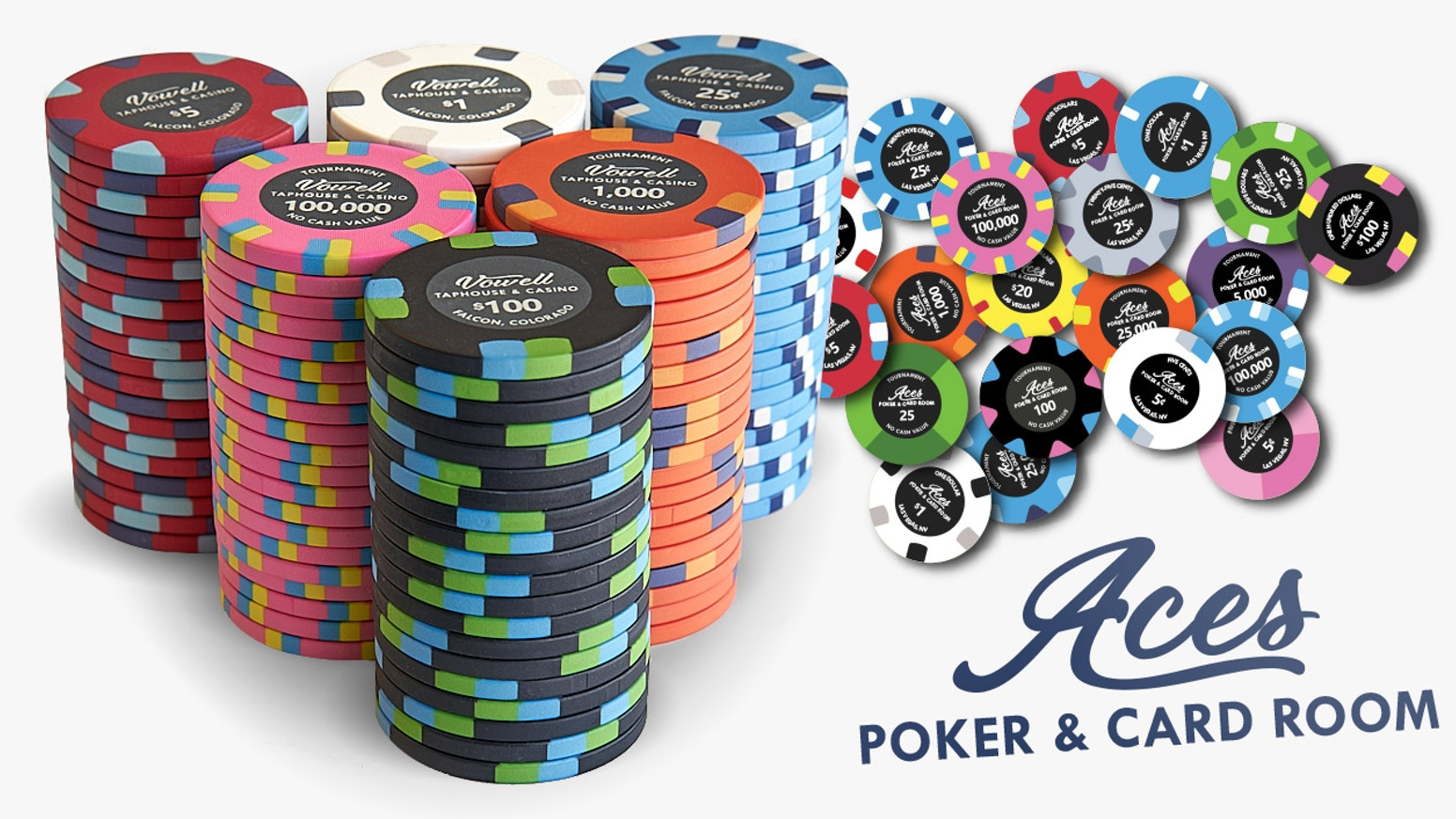 How to Choose Designs For Clay Poker Chips